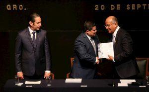 La Legislatura recibió el Informe de Actividades del Poder Judicial del Estado 1