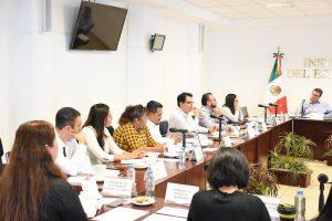 Avances en la organización de la consulta en 'La D Chalmita' 1
