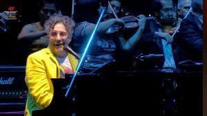 Con gran éxito se presentó Fito Páez en Festival Cervantino 1