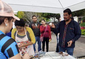 Realizó taller de calaveritas de dulce diputado Néstor Domínguez 1