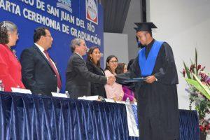 ITSJR celebró su quincuagésimo cuarta graduación 1
