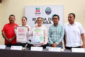 Anuncia Chely Amador inversión de 6 mdp para rehabilitación de canal de riego 1