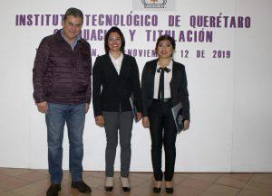 Titulan alumnos del Instituto Tecnológico de México en Tequisquiapan 1