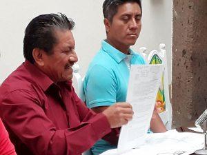 Primitivo Santiago es alcalde interino de SJR 1