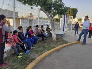 Continúa diputado Néstor Domínguez recorriendo SJR 1