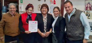 Reconoce PRI a La Bilbaina por 60 años de servicio 1