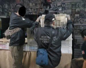 Asegura FGR 13 mil piezas falsofocadas en Querétaro 1
