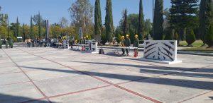 Ceremonia de destrucción de armamento  decomisado en Querétaro, Qro. 1