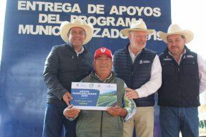 Entregan en Amealco 286 apoyos a proyectos Municipalizados 1