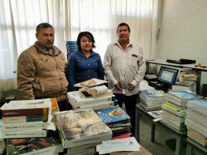 Incorpora ITSJR más de mil libros a biblioteca. 1