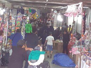 Arrancó tianguis de juguete en mercado Reforma 1