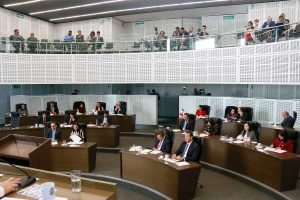 Celebraron diputados primera sesión del 2020 1