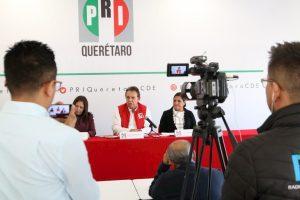 PRI Querétaro exige respeto derecho humano a la salud con INSABI 1