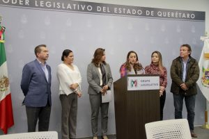 El Grupo Legislativo del PRI en la 59 presenta Iniciativas en favor de las mujeres 1
