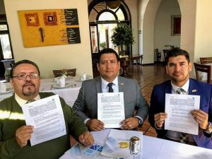 El Instituto Sanjuanense firma su convenio 35 con el CALEQ Capítulo SJR 1