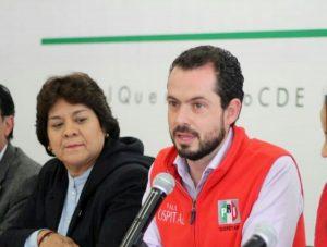 #ElDragónDeMondragón Paul Ospital y el Pri 1