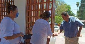 Tequisquiapan reduce atención de ciudadanía por COVID-19 1