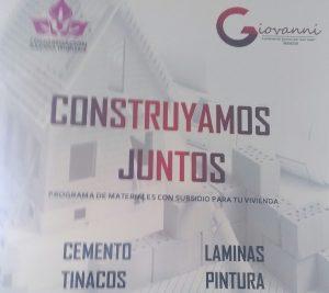Regidor del PRI subsidia materiales de construcción en SJR 1