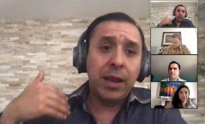 Agustín Dorantes refrenda su compromiso con cámaras y líderes empresariales para resolver crisis por covid-19 1