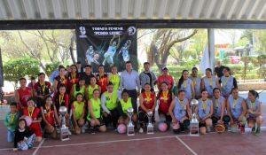 Impulso al deporte en Tequisquiapan compromiso de Toño Mejía 1