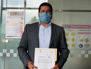 Diputado Néstor Gabriel Domínguez Luna solicitó la comparecencia del secretario del Trabajo, Mario Fernando Ramírez Retolaza 1