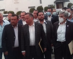 Santiago Nieto ofrece conferencia a sanjuanenses 1