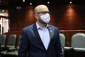 """""""Fue un informe cargado de imprecisiones, intentando presumir a través de una retórica construida por Francisco Domínguez"""": JLMN 1"""