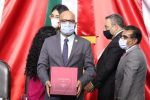 Arturo Herrera hizo entrega del paquete económico 2021: JLMN 1