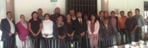 Presentan estructura política municipal de Morena 1