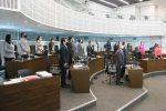 Sesionó Pleno de Diputados Locales 1