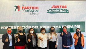 Inicia PrepaPRI contra rezago educativo en municipio de Querétaro: Álvarez Malo 1