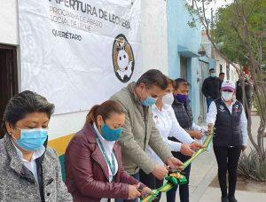 Después de 30 años Tequisquiapan cuenta con una nueva lechería Liconsa 1