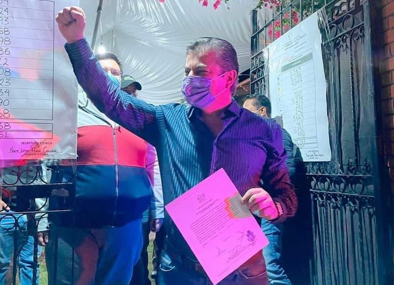 Ratifican triunfo de Tono Mejia Lira en Tequisquiapan