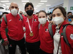 Atleta queretano consiguió oro en Taekwondo en los pasados Juegos Paralímpicos Tokio 2020