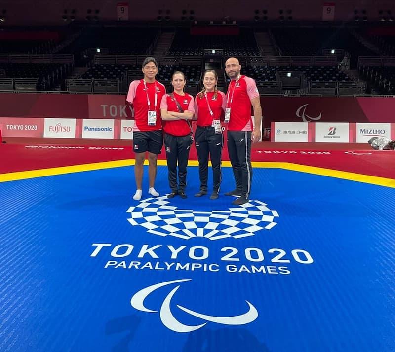 Atleta queretano consiguio oro en Taekwondo en los pasados Juegos Paralimpicos Tokio 2020 3